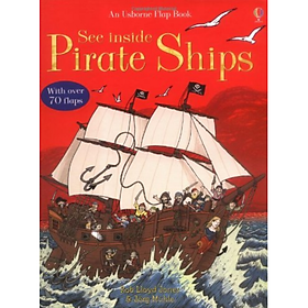 Usborne See Inside Pirate Ships