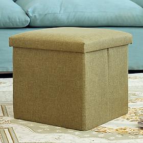 Hộp vải đựng đồ đa năng kích thước 30*30*30cm ( giao màu ngẫu nhiên )