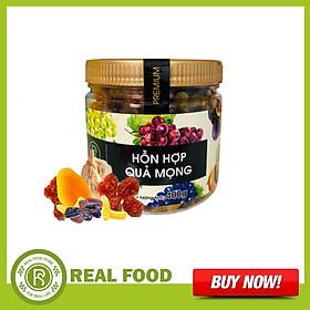 Hũ Hỗn Hợp Quả Mọng 400G - Thương Hiệu Real Food Store