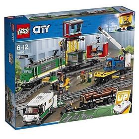 Xe Lửa Chở Hàng LEGO CITY 60198