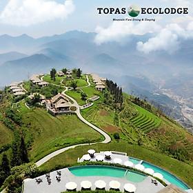 Topas Ecolodge Resort 4* Sapa - Buffet Sáng, Xe Đưa Đón Từ Sapa, Hồ Bơi Vô Cực View Núi Xịn Sò, Sử Dụng Xe Đạp, Nhiều Ưu Đãi Khác