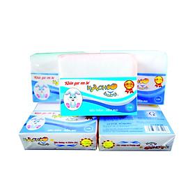 Khăn sữa 4 lớp (26x31cm) - 10 khăn