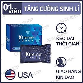 Kẹo Sâm (Mỹ) Ultimate Xtreme Flavor Kéo dài thời gian quan hệ cho Nam Giới 1 viên