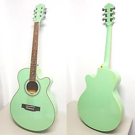 Đàn Guitar Acoustic Cao cấp Fenix KBD FX001 cho người mới tập chơi