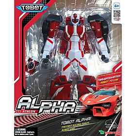 Đồ Chơi Lắp Ráp Young Toys - Tobot Alpha