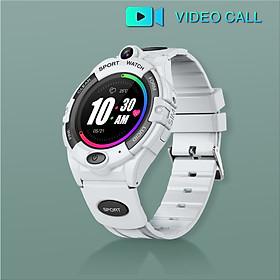 Đồng hồ Thông minh Gọi Video Call 4G   Định vị chuẩn GPS, Wifi   Đo nhịp tim Huyết áp Theo dõi Sức khỏe Vận động   Dành cho Trẻ em, Học sinh, Sinh viên, Người lớn Model AMA Watch i10 Chống nước Hàng nhập khẩu