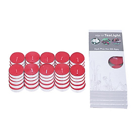 Bộ 5 hộp nến tealight thơm Miss Candle FtraMart NQM0147