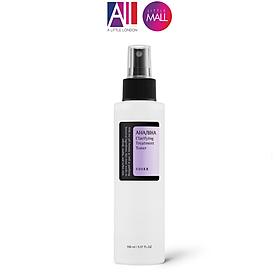 Nước hoa hồng làm sạch Cosrx AHA/BHA Clarifying Treatment Toner 150ml (Nhập khẩu)