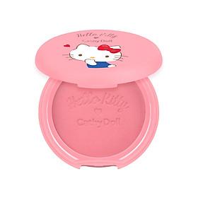 Phấn má hồng Hello Kitty Cathy Doll Cotton Shine Blusher 6.5g