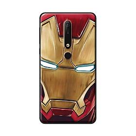 Ốp Lưng Dành Cho Nokia 6 (2018) - Iron Man