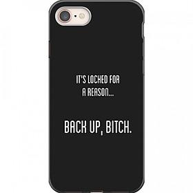 Ốp Lưng Cho Điện Thoại iPhone 7 - Mẫu 4