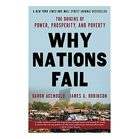 Why Nations Fail (Us)