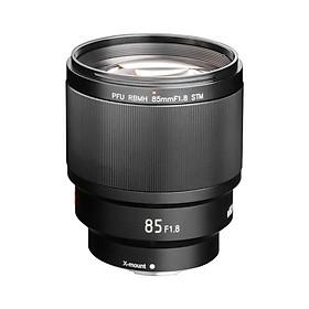 Ống kính Viltrox PFU RBMH 85mm f / 1.8 STM cho FUJIFILM X  Hàng chính hãng