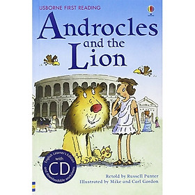Usborne Androcles and the Lion + CD