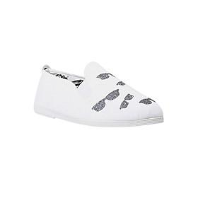 Giày Lười Trẻ Em Flossy K Frenetico White - Trắng