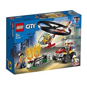 Lego Trực Thăng Cứu Hỏa Khẩn Cấp 60248