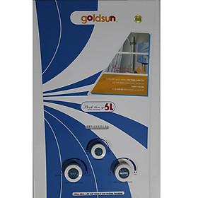 Máy Bình Tắm Nước Nóng Lạnh Trực Tiếp Dùng Gas Goldsun SH-GHS6L - Chính Hãng