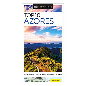 Top 10 Azores - Pocket Travel Guide (Paperback)
