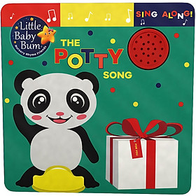 Little Baby Bum The Potty Song (Sound Book)