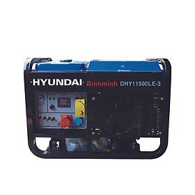 Máy Phát Điện Hyundai 3 Pha Chạy Xăng 12KVA -Hàng chính hãng