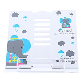 Giá Kẹp Sách, Đỡ Sách, Đọc Sách Chống Cận - Elephant