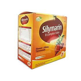 Thực phẩm chức năng tăng cường chức năng gan Silymarin B-complex Extra