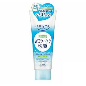 Sữa rửa mặt tạo bọt làm săn chắc da Kosé Cosmeport Softymo Washing Foam Collagen 150g