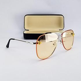 Mắt kính nữ thời trang DKY2002TRO dùng cả ngày và đêm