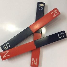 Nam châm thí nghiệm chữ I 170x20x10mm (Bộ 2 cái)