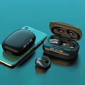Tai nghe thể thao móc tai chống rơi không dây TWS T20