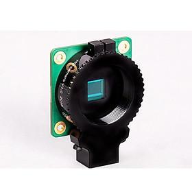 Camera High Quality độ phân giải lên tới  12.3 Megapixel cực kì ấn tượng dành cho Raspberry Pi Made in the UK - Hàng chính hãng