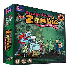 Bộ Trò Chơi Escape From Zombie Foxi