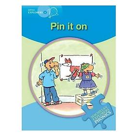 Little Explorers B: Pin It On