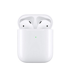 I27 TWS In-ear Earphone Wireless Bluetooth V5.0 Binaural Earbuds With Charging Base - White