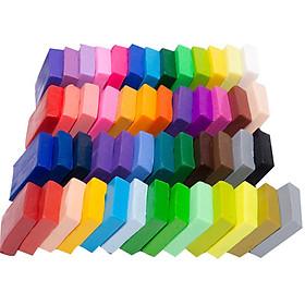 Combo hộp Polymer Clay 1000g 24 màu