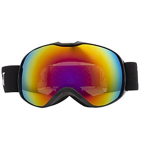 Ski Glasses Spherical Double Anti-fog Goggles Hiking Snow Mirror Windproof Mirror Skiing Supplies for Kids