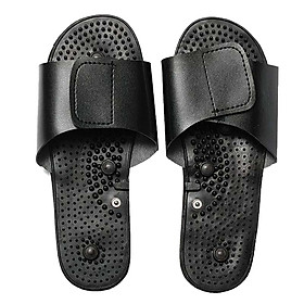 Massage Slippers Massager Snap on Shoe Massage Shoes for Peripheral Neuropathy