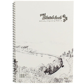 M&G APYMO135 Sketch Book, 16k/50 Pages