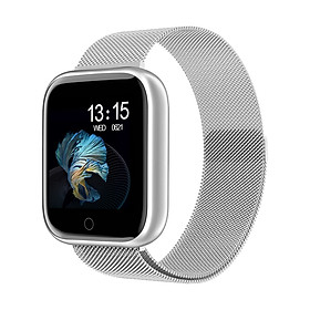 đồng hồ thông minh T80 Multifunctional Intelligent Watch Band Changeable Band Design Sensitive 1.3'' Touching Screen Compatible with