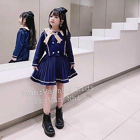 Biểu đồ lịch sử biến động giá bán Set váy Hàn Quốc cho bé gái 10-23kg