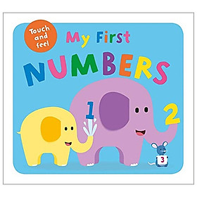 My First Numbers - Touch And Feel