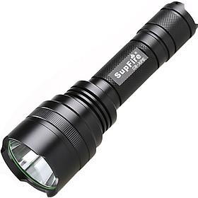 Đèn Pin LED Sạc SupFire C8 (150mm)