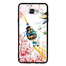 Hình đại diện sản phẩm Ốp lưng viền TPU cho điện thoại Samsung Galaxy A9 - Diên Hi Công Lược 03