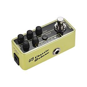Phơ Cục Preamp Cho Đàn Guitar MOOER MICRO PREAMP 006 US Classic Deluxe