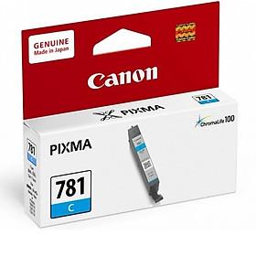 Hộp mực Canon CLI -781 Cyan dùng cho máy in canon TS9170,TS707, TS9570 Hàng Chính hãng Lê Bảo Minh
