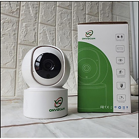 Camera không dây WIFI OEM ONVIZCAM V5 PRO dùng cho gia đình chỉ mất 30 giây cài đặt  (TẶNG KÈM ĐẦU ĐỌC THẺ NHỚ CAO CẤP)