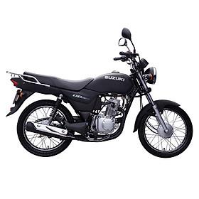 Xe Máy Suzuki GD110 - Đen Nhám