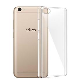 Ốp lưng silicon dẻo trong suốt loại A cao cấp cho VIVO Y69