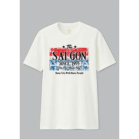 Áo Thun Gia Đình Unisex Dotilo Tshirt Saigon Busy City With Busy People - hm141