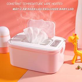 Máy ủ ấm khăn giấy ướt có màn hình led hiển thị nhiệt độ